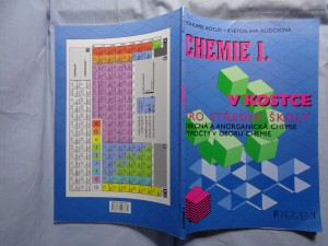 náhled knihy - Chemie I v kostce : obecná a anorganická chemie, výpočty v oboru chemie