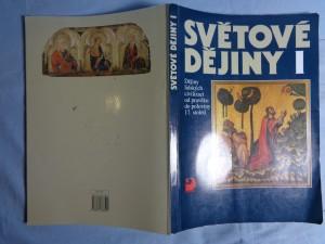 náhled knihy - Světové dějiny
