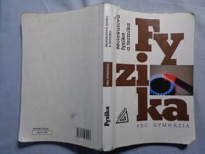 náhled knihy - Fyzika pro gymnázia