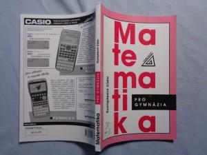 náhled knihy - Matematika pro gymnázia: Komplexní čísla
