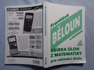 náhled knihy - Sbírka úloh z matematiky pro základní školu