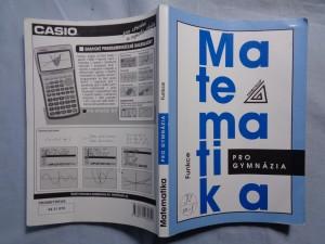 náhled knihy - Matematika pro gymnázia: Funkce