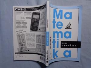 náhled knihy - Matematika pro gymnázia. Goniometrie