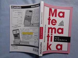 náhled knihy - Matematika pro gymnázia: Rovnice a nerovnice