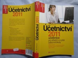náhled knihy - Účetnictví učebnice pro střední a vyšší odborné školy