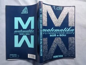 náhled knihy - Matematika pro netechnické obory soš a sou