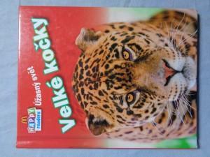 náhled knihy - Velké Kočky