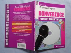 náhled knihy - Ready for business English : 70 minut angličtiny. Konverzace