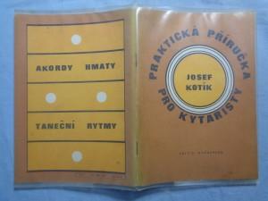 náhled knihy - Praktická příručka pro kytaristy : akordy, hmaty, taneční rytmy