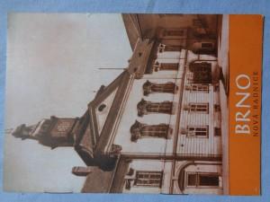 náhled knihy - Brno : Nová radnice