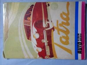 náhled knihy - Tatra Autoalbum