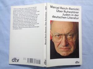 náhled knihy - Über Ruhestörer Juden in der deutschen Literatur