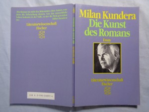 náhled knihy - Die Kunst des Romans : Essay