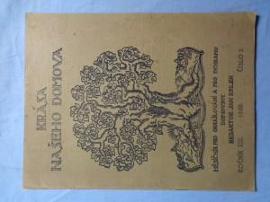 náhled knihy - Krása našeho domova XIII., číslo 2.