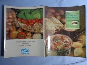 náhled knihy - Cibule, zelí a brambory pokaždé jinak