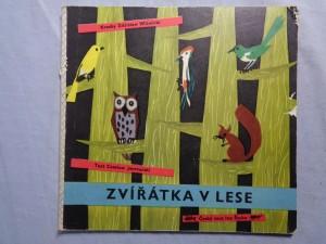 náhled knihy - Zvířátka v lese