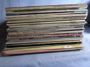 náhled knihy - Vážná hudba mix. 58 LP ve výtečném stavu.