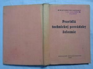 náhled knihy - Pravidlá technickej prevádzky železnic
