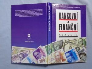 náhled knihy - Bankovní a finanční slovník