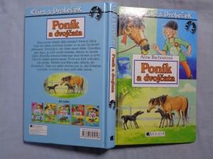 náhled knihy - Poník a dvojčata