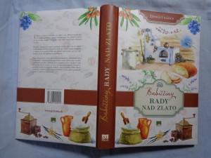 náhled knihy - Babiččiny rady nad zlato