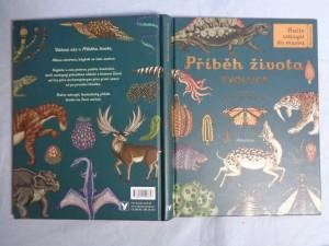 náhled knihy - Příběh života - evoluce