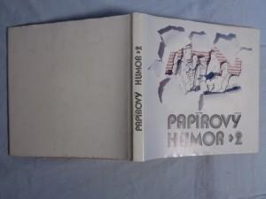 náhled knihy - Papírový humor 2