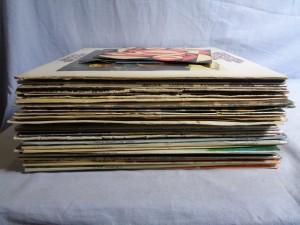 náhled knihy - Vážná hudba mix. 39 LP ve výtečném stavu.