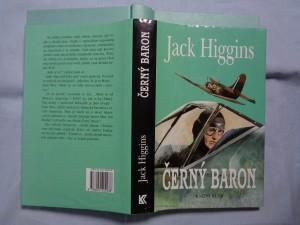 náhled knihy - Černý baron