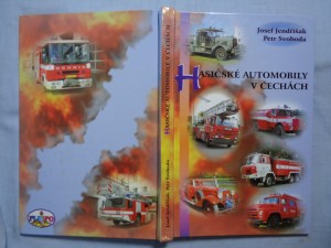 náhled knihy - Hasičské automobily v Čechách I. díl