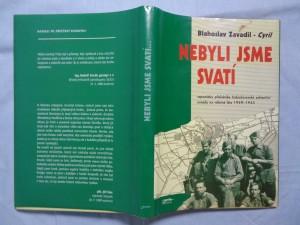 náhled knihy - Nebyli jsme svatí- : vzpomínky příslušníka československé zahraniční armády na válečná léta 1939-1945