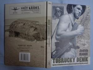 náhled knihy - Tobrucký deník : zpráva o československých obráncích obklíčené libyjské pevnosti