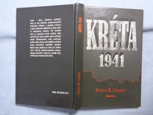 náhled knihy - Kréta 1941 : Okřídlená invaze