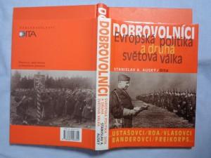 náhled knihy - Dobrovolníci : evropská politika a druhá světová válka