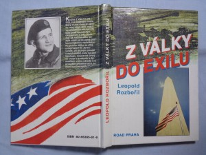 náhled knihy - Z války do exilu