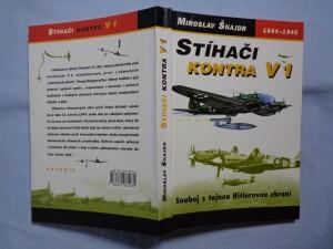 náhled knihy - Stíhači kontra V 1 : (souboj s tajnou Hitlerovou zbraní)