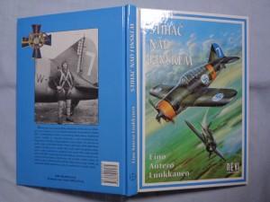 náhled knihy - Stíhač nad Finskem