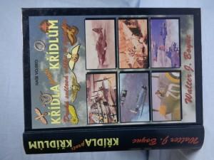 náhled knihy - Křídla proti křídlům: letectvo ve druhé světové válce