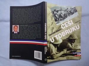 náhled knihy - Češi u Tobruku: skutečné příběhy