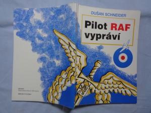 náhled knihy - Pilot RAF vypráví
