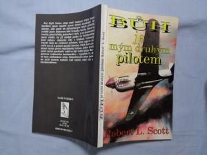 náhled knihy - Bůh je mým druhým pilotem