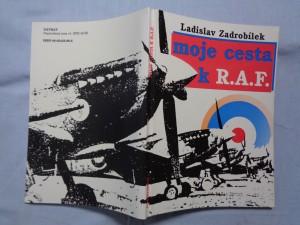 náhled knihy - Moje cesta k R.A.F.