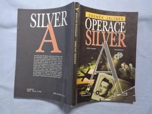 náhled knihy - Operace Silver A