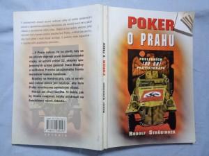 náhled knihy - Poker o Prahu : posledních 100 dní protektorátu
