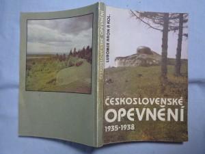 náhled knihy - Československé opevnění 1935-1938 : [Sborník]