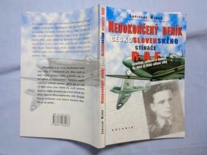 náhled knihy - Nedokončený deník československého stíhače RAF