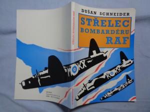 náhled knihy - Střelec bombardéru RAF