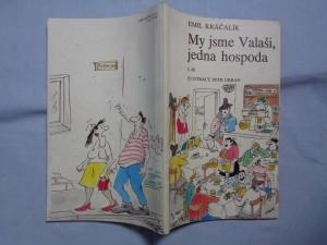 náhled knihy - My jsme Valaši, jedna hospoda. Díl 1