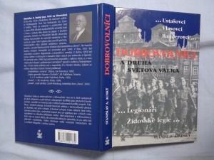 náhled knihy - Dobrovolníci a druhá světová válka: ustašovci, vlasovci, banderovci, legionáři, židovské legie...