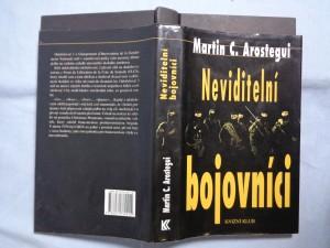 náhled knihy - Neviditelní bojovníci